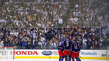 WTVN Local News - Blue Jackets to Take on Boston Bruins in 2nd Round of Stanley Cup Playoffs