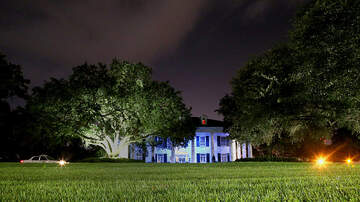 The Pursuit of Happiness - A Violent Man Broke Into the Louisiana Governor's Mansion