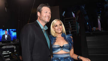 LeeAnn and Wazz - Luke Bryan Catches up with Blake & Gwen