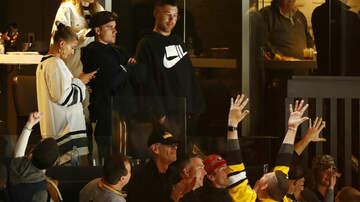 Sports - Bruins Enjoy Justin Beiber Cursing Maple Leafs