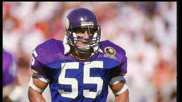 Vikings - Ex-player, scout Studwell retires after 42 years with Vikes | KFAN
