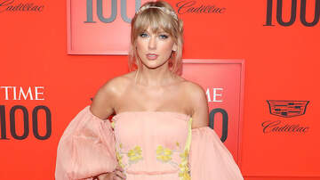 iHeartRadio Music News - Taylor Swift Looks Pretty In Pink Princess Gown At Time 100 Gala: Photos