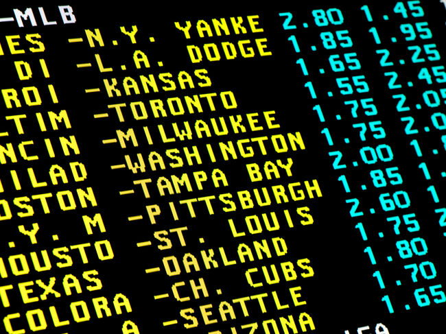 Sports Betting Bill Approved By State House Committee