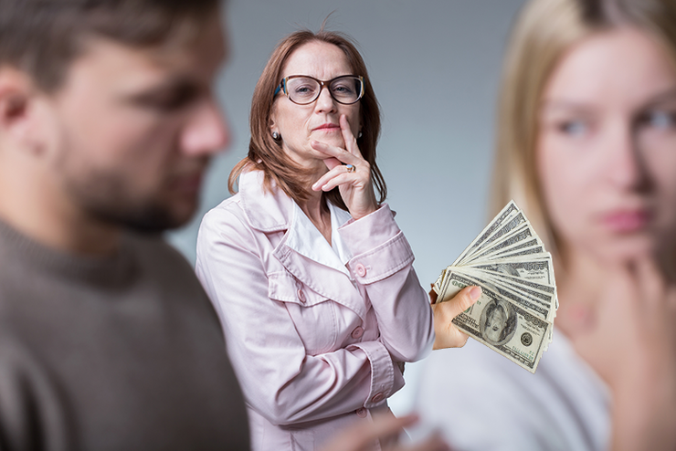 Mother-In-Law Offers Woman $10,000 To Leave Her Son, And She Takes It