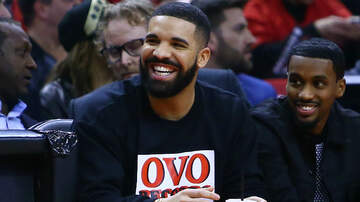 iHeartRadio Music News - Drake Mocks His Sports 'Curse' After Raptors Win Playoff Series