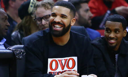 Trending - Drake Mocks His Sports 'Curse' After Raptors Win Playoff Series