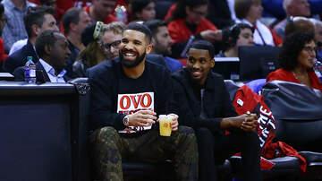 DJ A-OH - Drake Jokes About His Curse Following Raptors Win