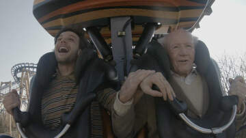 iHeartRadio Music News - Louis Tomlinson Helps Elderly Man With His Bucket List In 'Two Of Us' Video