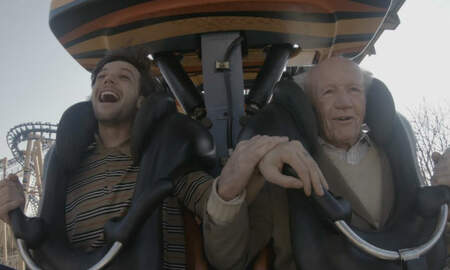 Trending - Louis Tomlinson Helps Elderly Man With His Bucket List In 'Two Of Us' Video