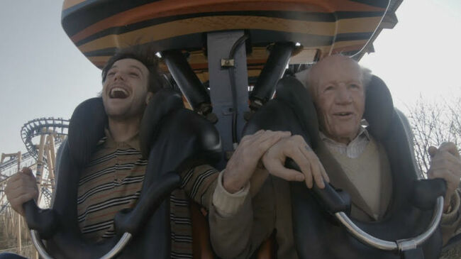 Louis Tomlinson Helps Elderly Man With His Bucket List In 'Two Of Us' Video