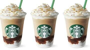 Mathew & Priscilla In The Morning - Starbucks S'mores Frappuccino Is Back; Here's When It Launches