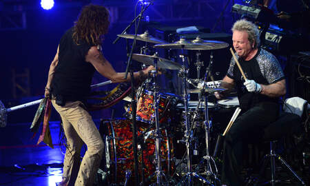 Rock News - Aerosmith Drummer Joey Kramer Unexpectedly Sits Out Las Vegas Concert