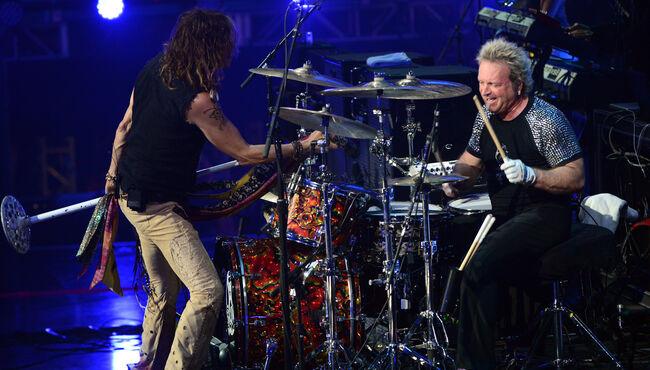 Aerosmith Drummer Joey Kramer Unexpectedly Sits Out Las Vegas Concert