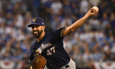 Brewers - Brewers sign pitcher Gio Gonzalez to one-year deal
