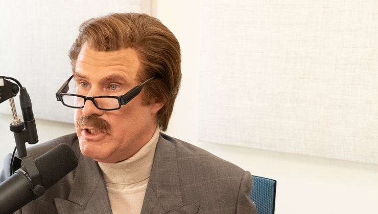 The Ron Burgundy Podcast 2019