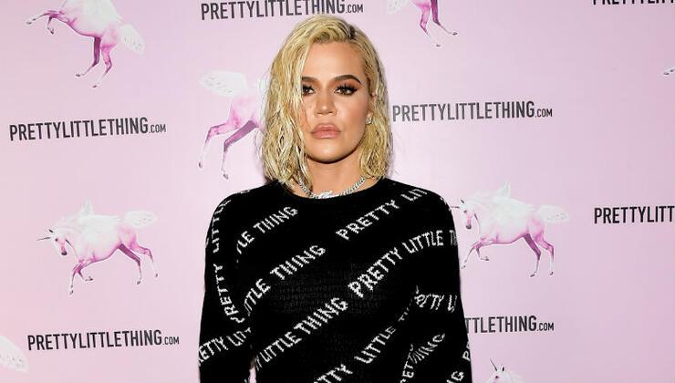 Khloe Kardashian Accused Of Photoshopping Shot Of Her & Daughter True