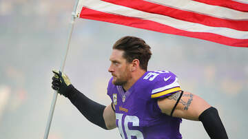 Vikings - Brian Robison signs one-day contract with Vikings, announces retirement