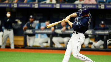 Home Of The Rays - Wendle Suffers Fractured Wrist Wednesday