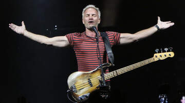 iHeartRadio Music News - Sting Announces Las Vegas Residency In 2020