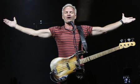 Rock News - Sting Announces Las Vegas Residency In 2020