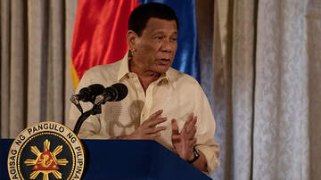 National News - Philippines President Threatens To 'Declare War' On Canada Over Garbage