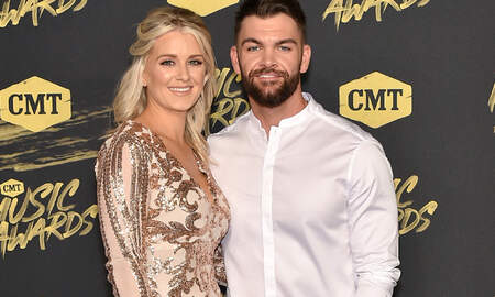 CMT Cody Alan - Dylan Scott Shares Gender Reveal Surprise