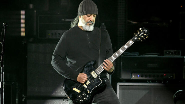 Soundgarden's Kim Thayil Sets The Record Straight Over 'Down On The Upside'