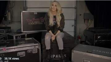 BigKat Kris Stevens - Can you RAP? Carrie Underwood needs YOU!