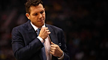 FOX Sports Radio - Luke Walton Shouldn't Lose His Job From a Battle of 'He Said, She Said'