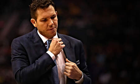 Outkick The Coverage with Clay Travis - Luke Walton Shouldn't Lose His Job From a Battle of 'He Said, She Said'