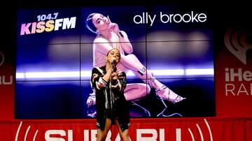 iHeart Sound Space - Ally Brooks Gives Fans A Taste Of Her New Music