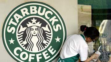 Crystal Rosas - World's Largest Starbucks Opening in Chicago