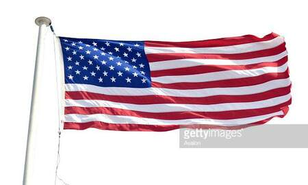 Robin Rock - Fined for flying a giant American flag?