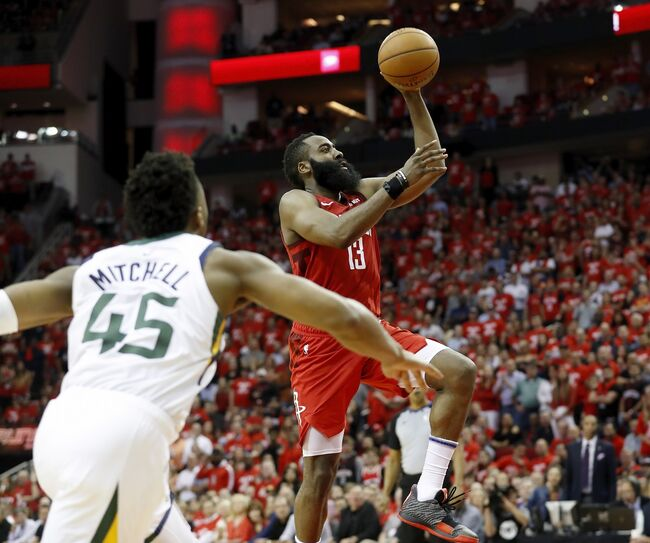 Rockets Jazz Game 1: Rockets Eliminate The Jazz With 100-93 Game 5 Win, Advance