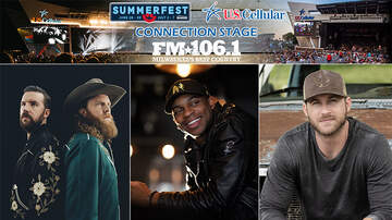 Summerfest U.S. Cellular® Connection Stage with FM106.1 - 6/30: Brothers Osborne, Jimmie Allen, Riley Green