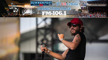 Summerfest U.S. Cellular® Connection Stage with FM106.1 - 7/4: Chris Janson