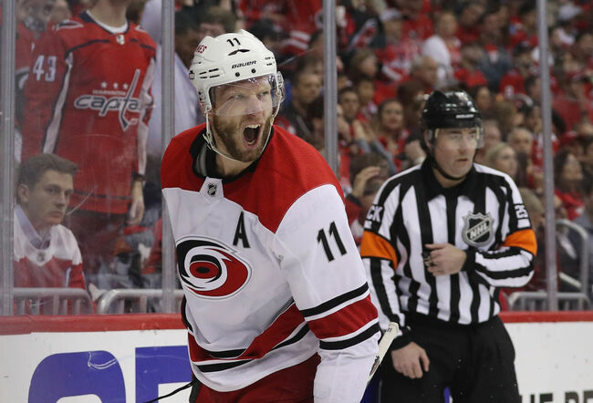 Carolina Hurricanes v Washington Capitals - Game Seven