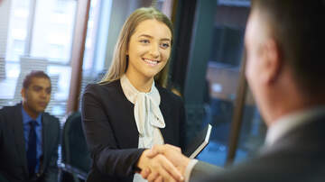 Marty and Jodi in the Morning - Companies are considering banning handshakes in the workplace
