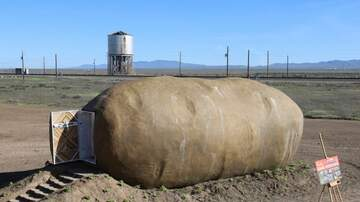 Corey & Patrick In The Morning - Giant Idaho Potato Turned Into Hotel