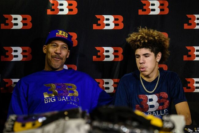 Report: FBI Investigating Ball's Family Former Business Manager
