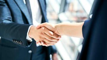 Pat McMahon - Handshakes May Be Banned at Work?