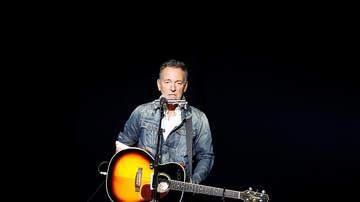 Derek Moore - Bruce Springsteen Announces New Album