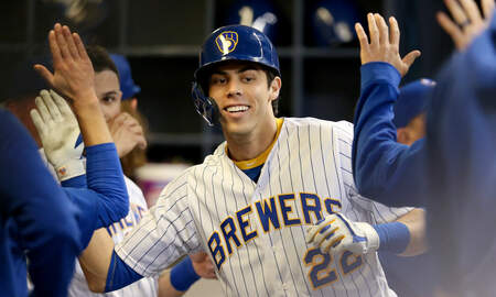 Lucas in the Morning - Explaining why Christian Yelich is so good at home and not on the road