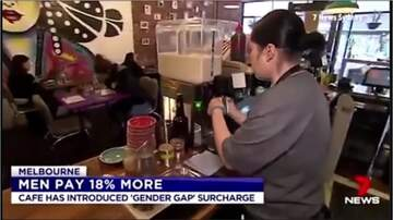 Michael Berry - Vegan Cafe That Charged 18% 'Man Tax' Goes Out Of Business