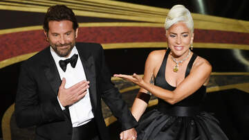 iHeartRadio Music News - Bradley Cooper & Lady Gaga Could Reunite For 'A Star Is Born' Live Event