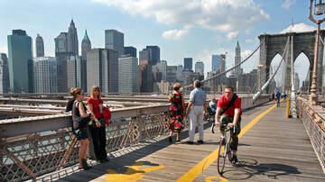 Angie Martinez - NYC To Receive 14.6M Towards Bike & Pedestrian Upgrades