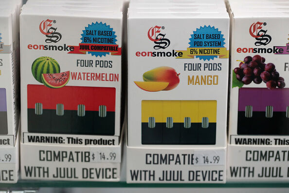 """FDA Declares Teen Use Of Electronic Cigarettes An """"Epidemic'"""