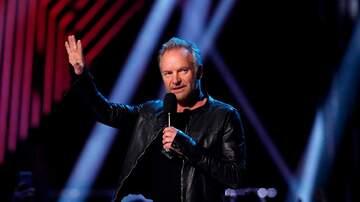 Traci James - Sting residency in Vegas starting next year.....
