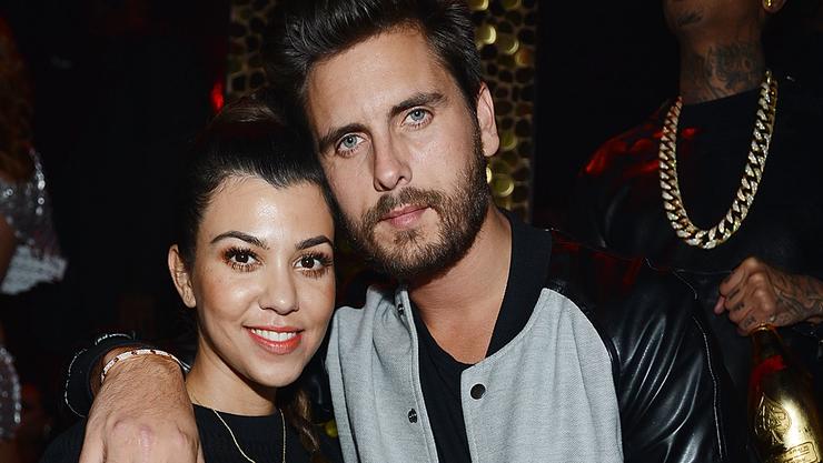 Kourtney Kardashian Told Her Sisters That Scott Disick Is Her Soul Mate