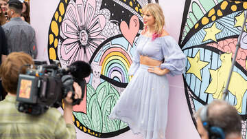 iHeartRadio Music News - Taylor Swift Confirms New Song & New Music with Nashville Butterfly Mural